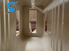 背包式脉冲回收系统