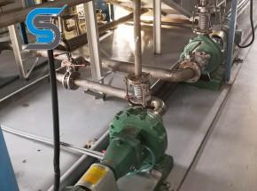 槽液循环搅拌系统