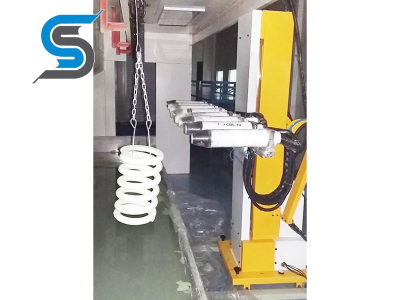 DISK喷涂系统